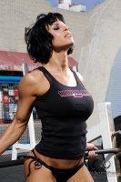 Звезда фитнеса Ava Cowan