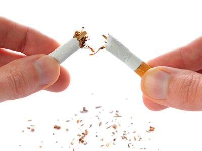 Диета для бросающих курить