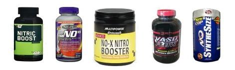Оксид азота и его значение для мышц