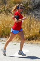 Fergie на пробежке - звезды тоже тренируются!