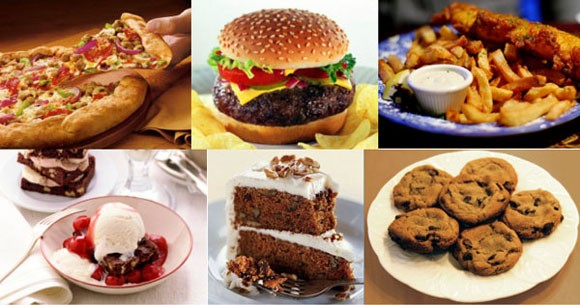 Обманные дни - нарушаем диету с пользой