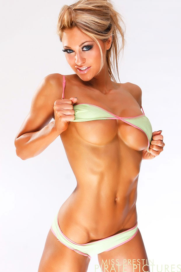 Super fit naked girls — 12