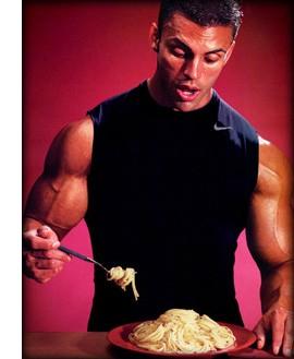Умышленное переедание для набора мышечной массы