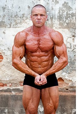 Марк Лоблинер - эксперт в области спортивного питания и бодибилдинга