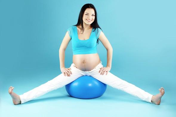 Можно ли тренироваться во время беременности?