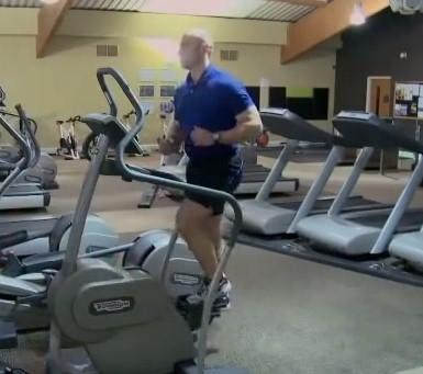 Как не нужно тренироваться на степпере