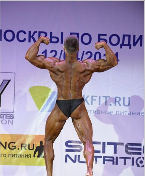 """Александр Маслов: """"Бывает так, что только тренировка позволяет отвлечься от проблем."""""""