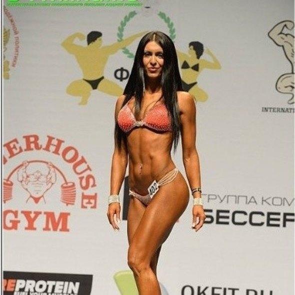 Нармина Алиханова: «В спортзале можно слепить себя такую, какой ты себе будешь нравиться»