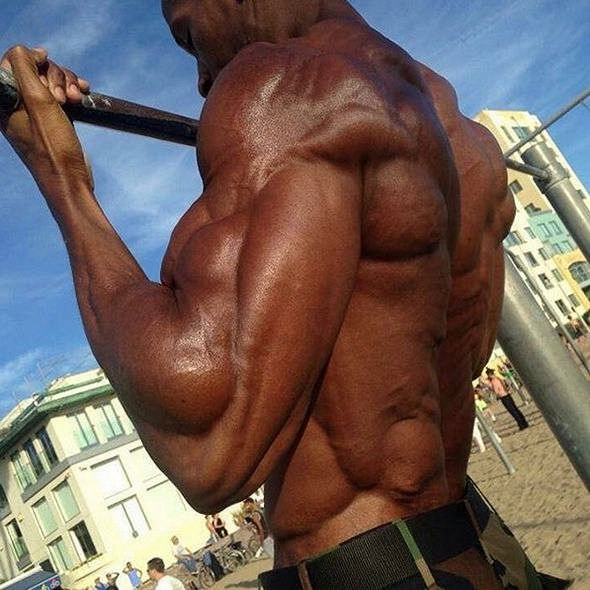 15 Instagram с супер рельефными мышцами!