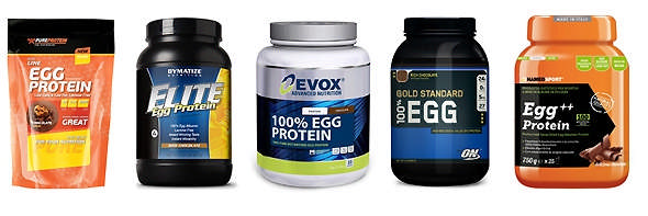 Яичный протеин - факты