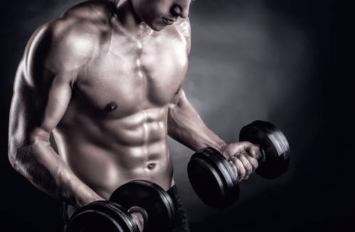 Трехдневная программа тренировок для тонуса мышц всего тела