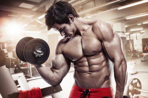 4-ех дневный сплит для увеличения мышечной массы