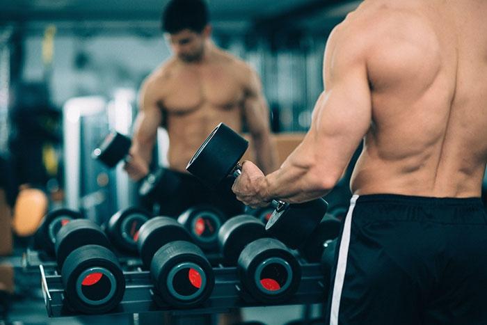 Программа тренировок для набора массы на 5 дней в неделю
