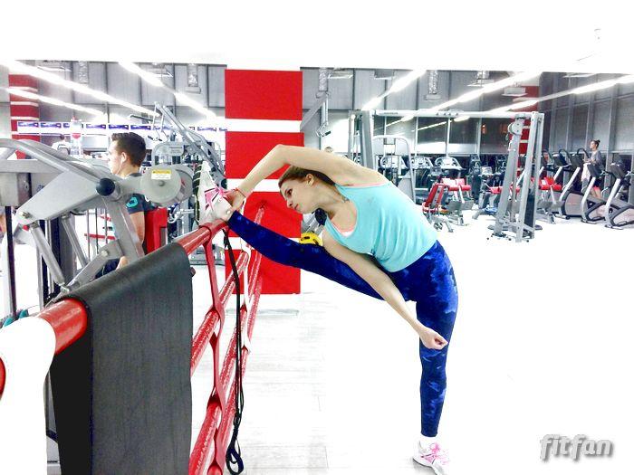 Поперечный шпагат - комплекс упражнений