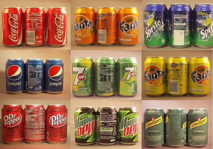 Сахар в напитках и его влияние на фигуру
