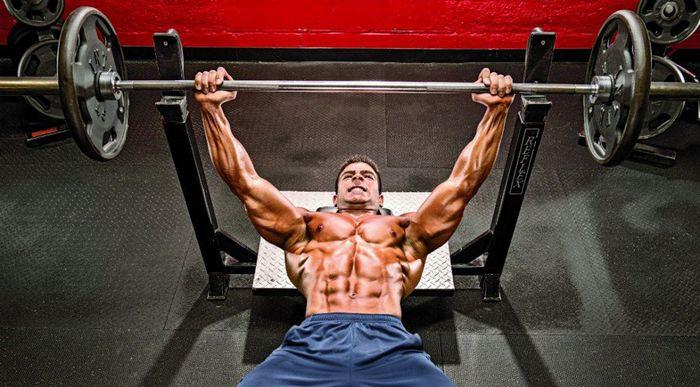 Одноповторный максимум в силовых упражнениях - таблица