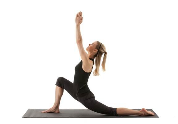 7 поз из йоги от боли в пояснице