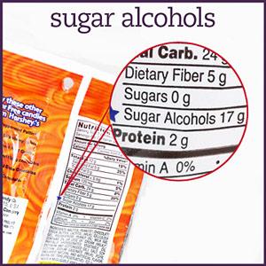 Сахарный спирт - вред или польза?