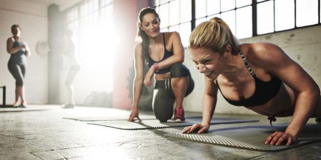 Женская программа тренировок для подготовки к лету