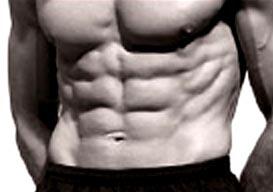 лучшие упражнения от жира на животе