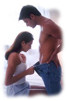 Пикантные подробности о мужской физиологии