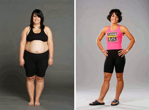 Физические упражнения или как быстро похудеть
