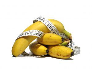 Банановая диета может помочь похудеть