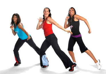 Фитнес тенденции 2011: зумба, буткэмп, уличный фитнес, йогалатес
