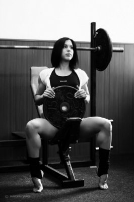 """Дарья Афанасьева: """"На тренировках ловлю кайф, каждый раз побеждая себя!"""""""