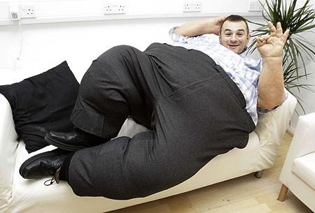 Ожирение - это уже норма?