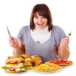 Здоровое питание и фаст-фуд