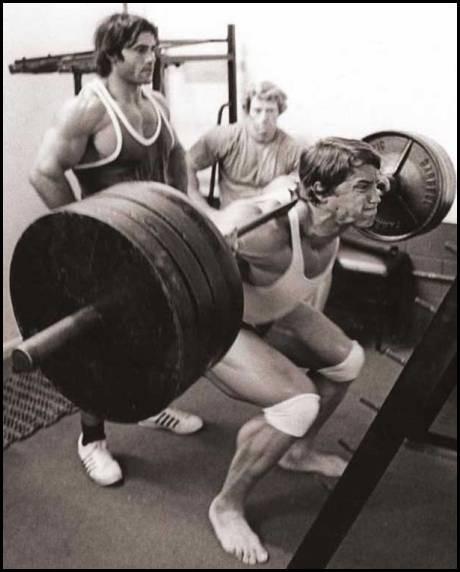5 приемов для увеличения мышц от Арнольда Шварценеггера