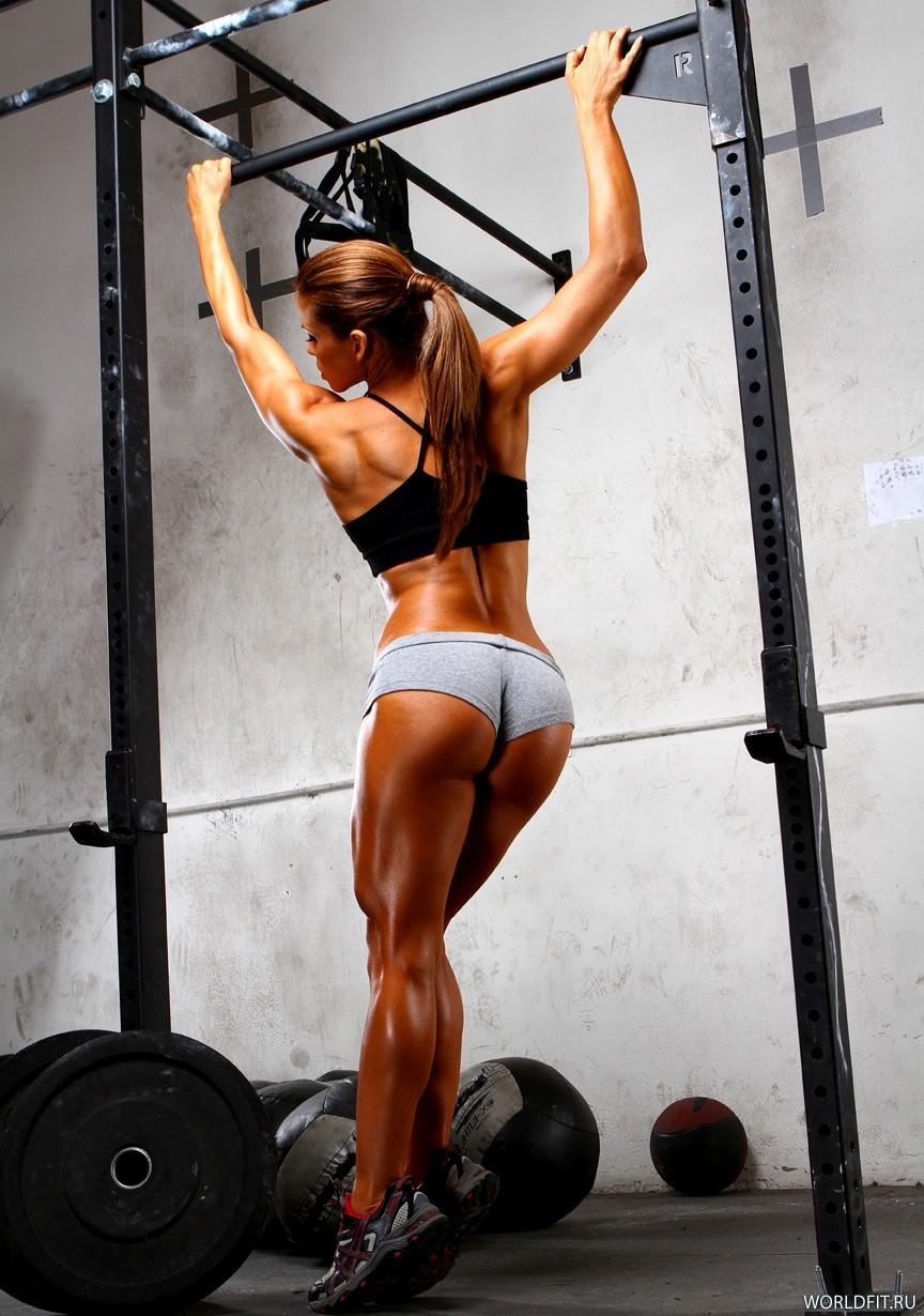 Супер спортивные девушки 21 фотография