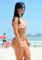 Eva Andressa Vieira - мега подкачанная попка
