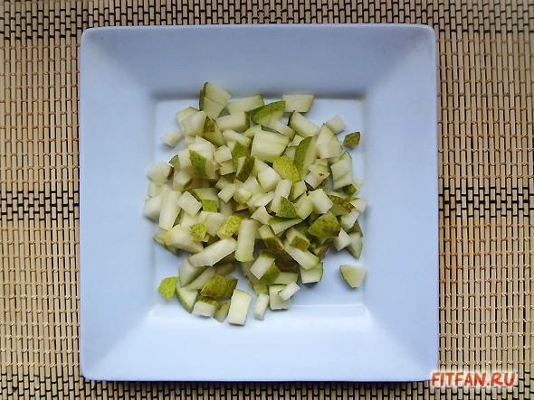 рецепт салата из сельдерея с креветками