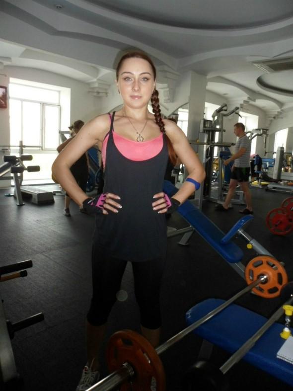 "Александра Лысенко: ""Лень – убийца вашей красоты"""