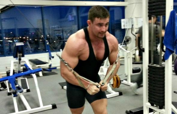 Антон Худяков: «Скажите, что я не смогу, и я это сделаю!»