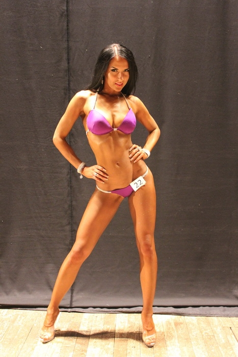 Фитнес бикини ксения шевелева