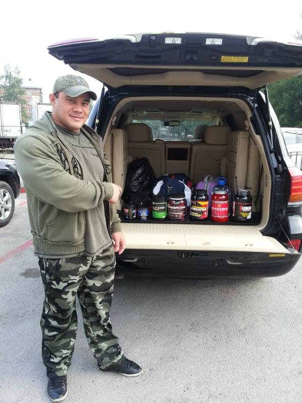 """Владислав Кузнецов: """"Победа приходит к сильным и упорным!"""""""