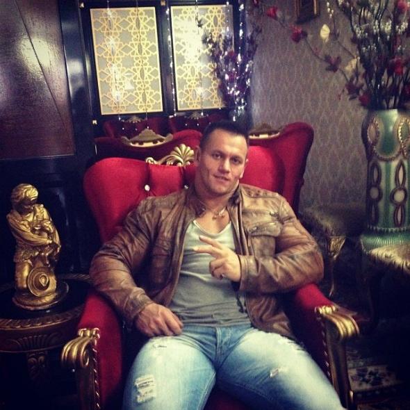 """Евгений Клочков: """"В межсезонье всегда выгляжу достаточно рельефным и поджарым""""."""