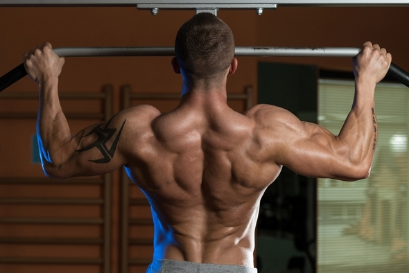 Прокачка спины по-взрослому
