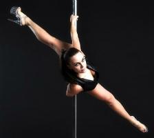 """Мария Иванцова: """"Когда я пришла в Pole dance, то думала, что это несложно..."""""""
