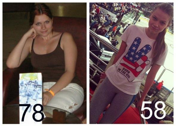 Кaк 20 нa килогрaмм 3 месяцa зa похудеть