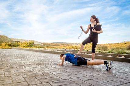 Время отдыха между подходами упражнений