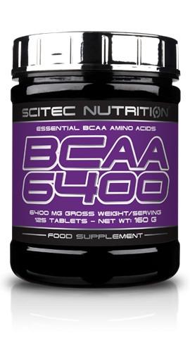 BCAA 6400