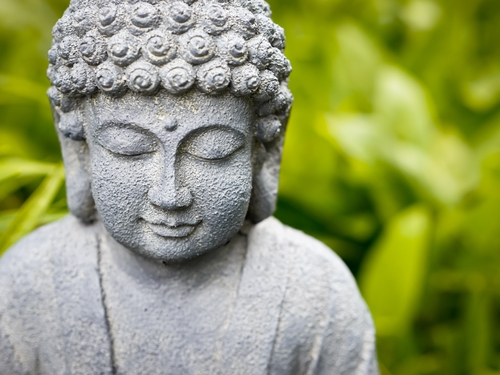 Как Будда может помочь в фитнесе
