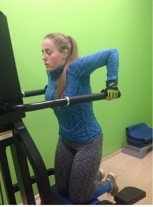 """Арина Дремова:""""Вы полюбите спорт, как только увидите, как он влияет на Ваш организм."""""""