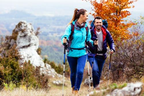 Скандинавская ходьба - исследования и факты