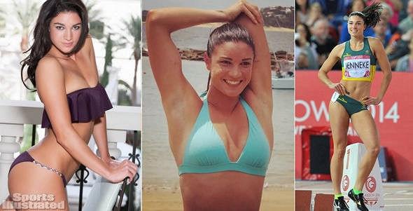 26 сексуальных спортсменок со всего мира