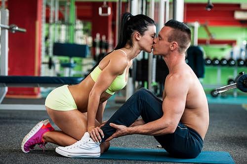 Жиросжигающая тренировка с собственным весом